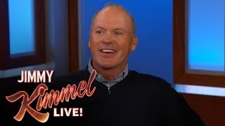 Michael Keaton Claims He's the Most Boring Person in Show Business