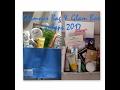 Glamour Bag #1 & Glam Box #1 январь 2017
