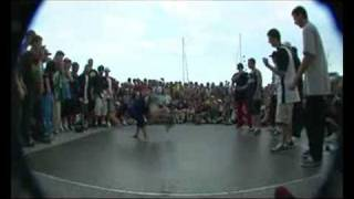 East side b-boys vs Ruffneck attack part2