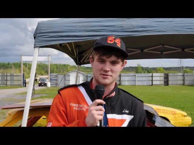 Peterborough Speedway's Danny Benedict
