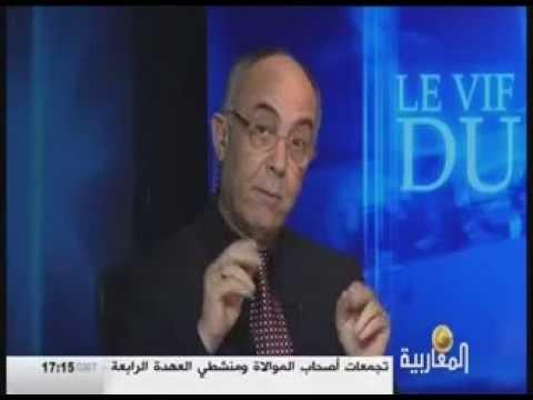 Algerie 2014 du clan Bouteflika & DRS: Dr Haroune Hacine du MAOL sur L'armée et les élections