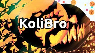 NEW?! HALLOWEEN SOLO MONSTER IN BLOB.IO MOBILE ( Game Like Agar.io Mobile )