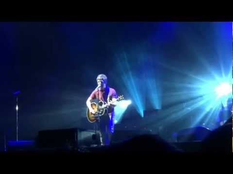 Noel Gallagher's HFB - Supersonic (Acoustic) - Taipei 2012/09/27