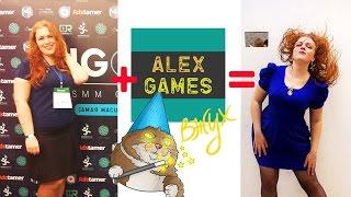 Кто любит AlexGames? Я люблю AlexGames!