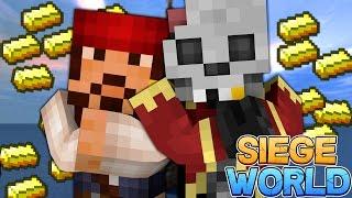 Siege World: PIRATE'S COVE DUNGEON (Season 2 - Episode 2)