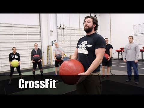 Crazy-Time Power Cleans With Jesse Ward Image 1