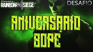 DESAFIO ANIVERSARIO BOPE!!  - WHITE NOISE - Rainbow Six Siege Gameplay Español