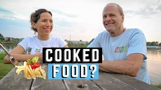 Raw Vegan Food vs Cooked Vegan with Dr Doug Graham DC (2019)