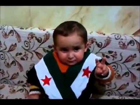 "18+ FSA Free ""Syrian"" Army war crimes - abuse of children for propaganda films"