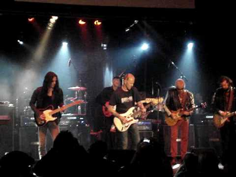 Gary Hoey and Friends Performing