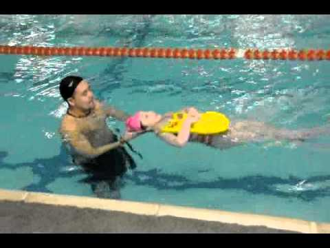 Astoria Sports Complex Swimming Lessons Back Float