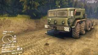 Spin Tires 2013 - Gameplay - Off-Road Simulator [HD]