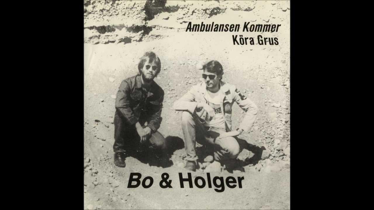 Bo Holger Ambulansen Kommer