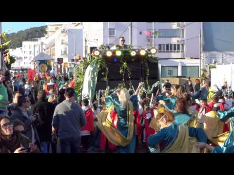 Carnaval San Antonio, Ibiza, winter 2013 :) Part 1.