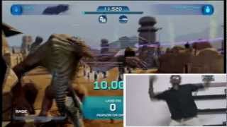 Must Play Kinect Game! - Kinect: Star Wars