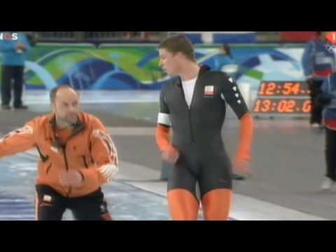 "Erben Wennemars - ""NEE TOCH, NEE TOCH?!"" - Foute Wissel Sven Kramer"