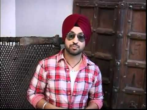 The Lion Of Punjab - Diljit Interview & First Look HD