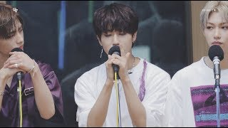 190704 Stray Kids - Mixtape #3 l 한지성 포커스