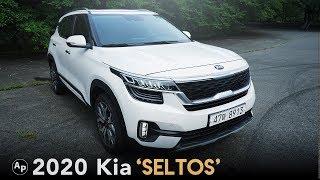 2020 Kia Seltos - Let's Drive all new Seltos from Kia. Better than Hyundai Venue and Hyundai Kona?
