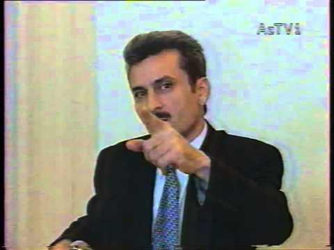 SÜRƏT HÜSEYNOV  MTN   İN İSTİNTAQ TƏCRİDXANASİNDA VERDİYİ MÜSAHİBƏ   1998  Cİ İL
