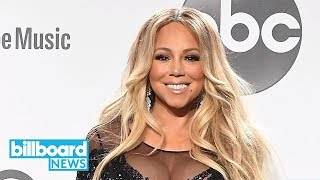 """Mariah Carey Releases """"The Distance"""" Featuring Ty Dolla $ign & Skrillex   Billboard News"""