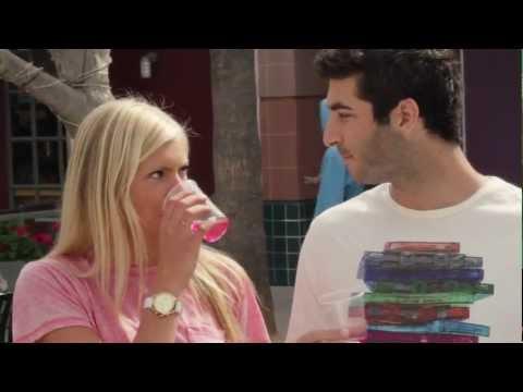 Couple debates the taste!- Car Insurance Taste Test
