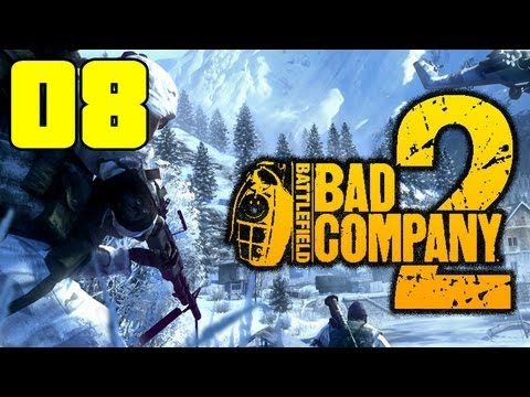 "Bad Company 2 Multiplayer com Flv [08] ""Pegadinha do malandro"""