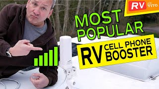 [Review] BEST Cell Signal Booster For RV - weBoost Drive 4G-X RV