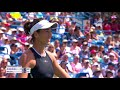 2017 Western & Southern Open Final   Garbiñe Muguruza vs Simona Halep   WTA Highlights