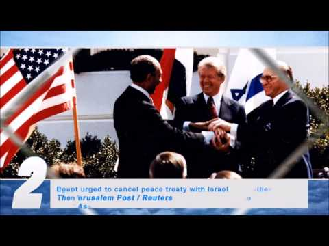 Israel strikes target in Syria; Egypt urged to cancel peace with Israel (SCWU #376)