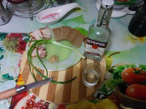 Как варить сало или вареная корейка в пакете