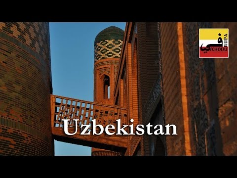 Uzbekistan OffRoad trip 4x4 2014