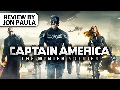 Captain America: The Winter Soldier -- Movie Review