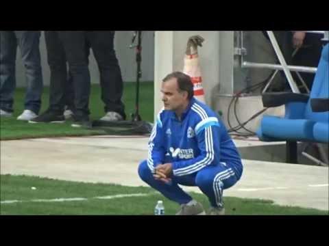 Marcelo BIELSA - Entraineur de l'Olympique de Marseille - HD