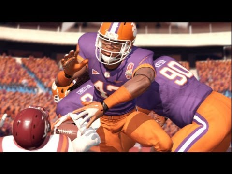 NCAA Football 13 Road to Glory (Sammy Hollins): ACC Championship vs Virginia Tech [Ep.23]