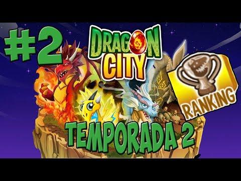 Dragon City T2 - Capitulo 2 - Hora de probar el nuevo Ranking