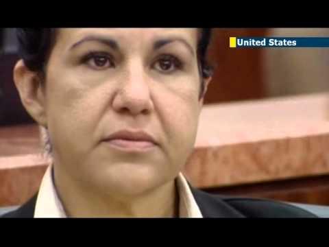 Texas Stiletto Murder Trial: Ana Trujillo in Houston court accused of beating boyfriend to death