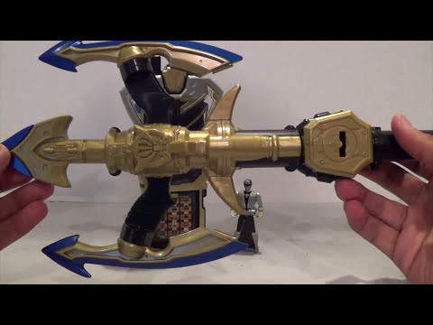 Silver Morpher Review [Power Rangers Super Megaforce]