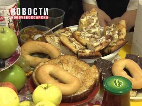 «Покровская ярмарка» отгуляла в школе №2 г. Новочебоксарск