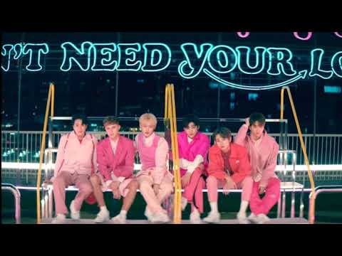 Download NCT DREAM X HRVY - Don't Need Your Love - 1 Hour Mp4 baru