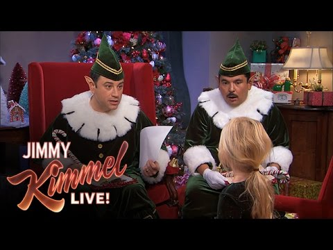 Naughty or Nice with Jimmy Kimmel and Guillermo