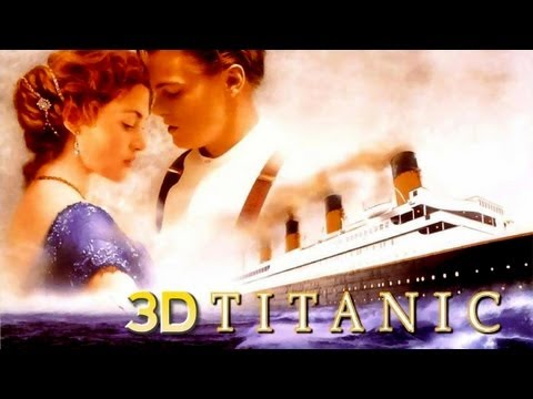 Titanic in 3D | Movie Re-Release First Impressions!