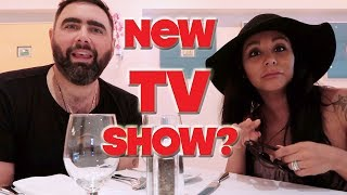 SNOOKI AND JOEY | GETTING A NEW REALITY TV SHOW? | PODCAST & DRINKS WITH ANGELINA