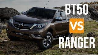 Mazda BT-50 VS Ford Ranger   Cual Comprar y Porque ?