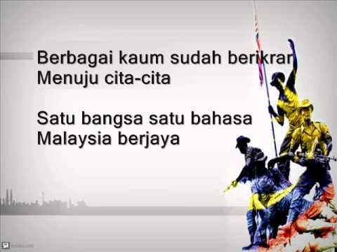 Malaysia Berjaya Lirik Minus One video