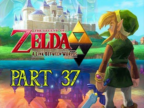 The Legend of Zelda A Link Between Worlds Gameplay Walkthrough Part 37 - Perfect Master Sword