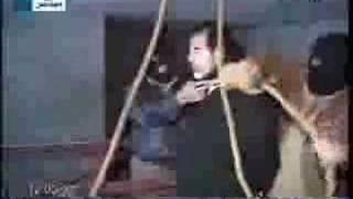 Saddam Hussien Execution