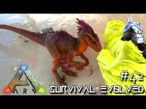 ARK: Survival Evolved - ALPHA FACE TO FACE !!! [Ep 42] (Server Gameplay)