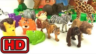 Kid -Kids -ZOO Animals With Spark Create Toys And Schleich Toys/Fun Magic For Children/Little Peopl