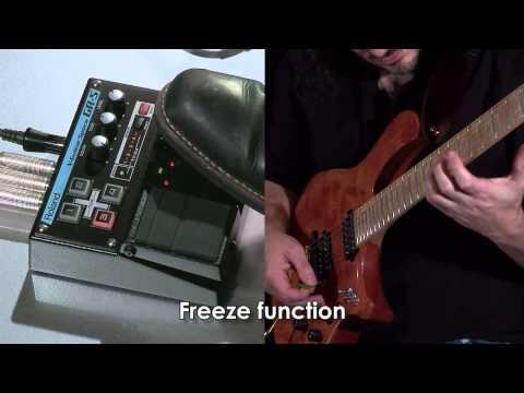 GR-S V-Guitar Space Overview